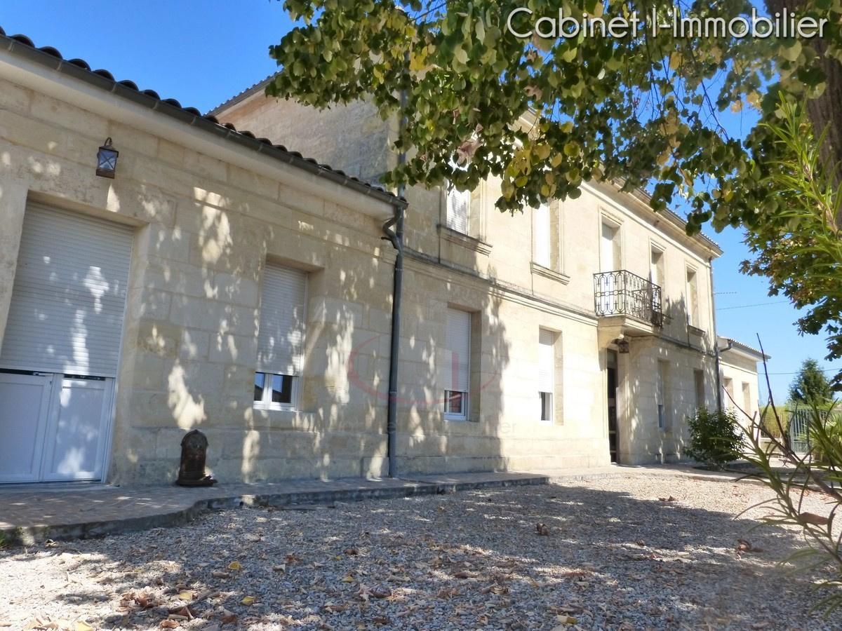 Cabinet i immobilier vente prestige et maison en pierre for Maison et prestige